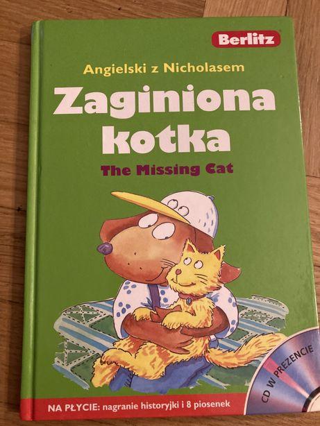Zaginiona kotka Angielski z Nicholasem