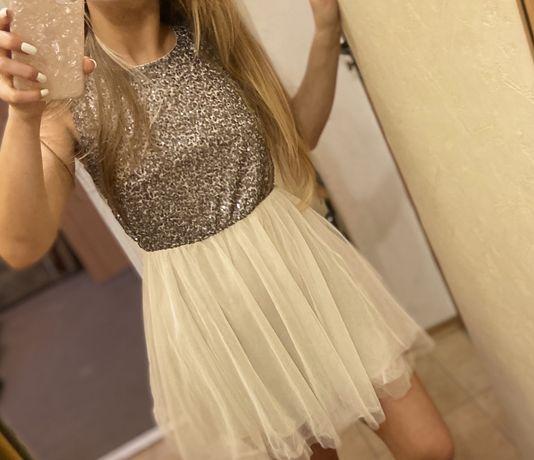Платье divided