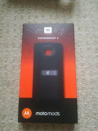 Nowy:JBL Soundboost 2 Moto Z mods