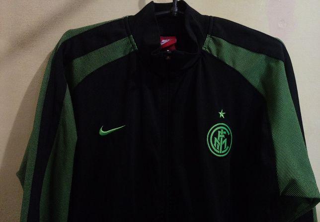 Спортивная куртка олимпийка кофта Nike Internazionale L
