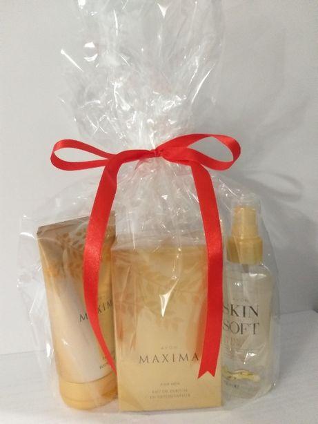 Zestaw kosmetyków Avon Maxima 3 elementy