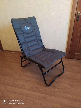"""Карповое раскладное кресло """"Троллинг"""" . Шезлонг. Раскладной стул."""