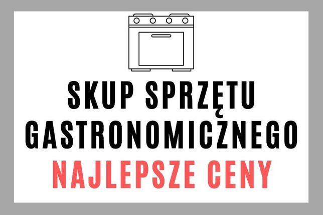 Skup urządzeń gastronomicznych,mebli, wyposażenia restauracji,Gotówka!