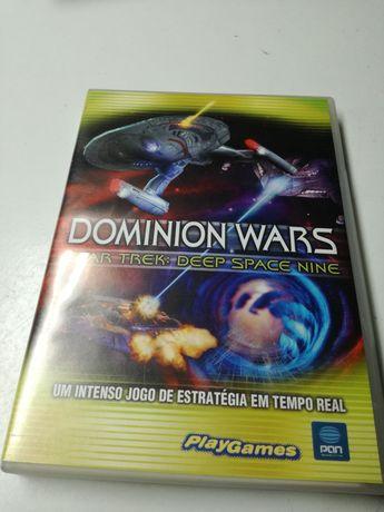 Jogo de PC Dominion Wars Star Treck