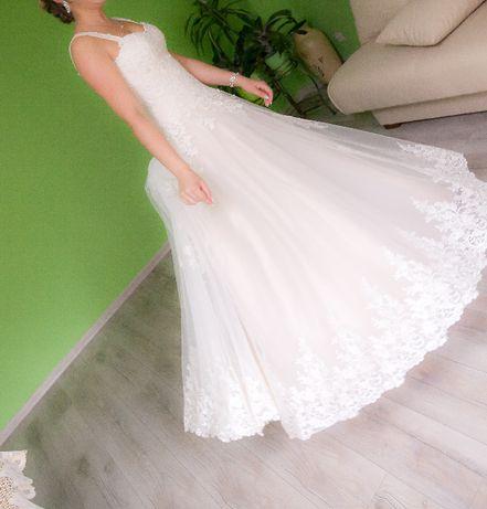 Suknia ślubna Victoria Soprano model Dabria + gratisy!