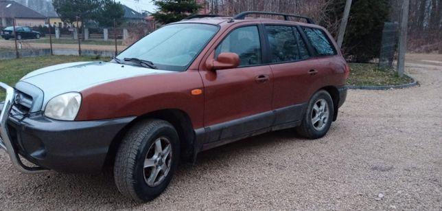 Hyundai Santa Fe I SM