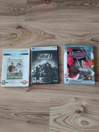 GRA PC: Fallout 3, Settlers, Railroads