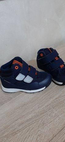 Обувь детская, осенняя (тёплая, водонепроницаемая )