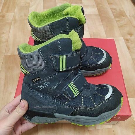 Зимние ботинки Superfit Culusuk gore-tex термо 31 размер 20,5 см