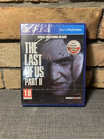 NOWA The Last Of Us Part II PL PS4 / PS5