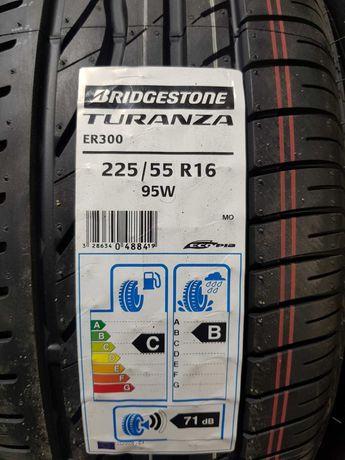 opony letnie 225/55/16 95W Bridgestone 2021r nowe