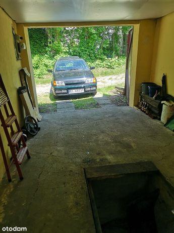 Sprzedam garaż murowany kanał Mieszka I Bielsko