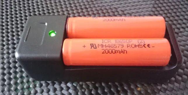 Зарядное устройство 14500 - 18650 Зарядка