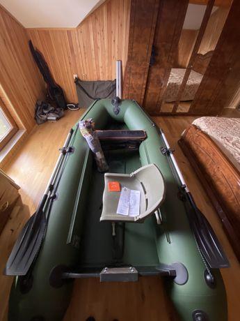 Лодка kolibri KM 330 2018г килевая