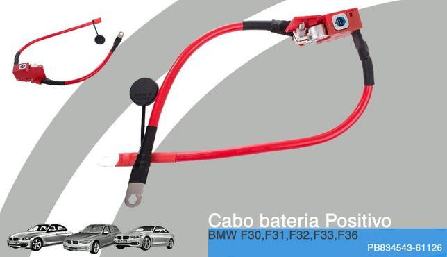Cabo Bateria NOVO p/BMW F30,F31,F32,F33,F36