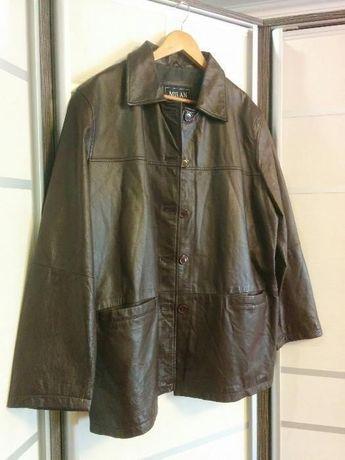 Куртка, пиджак, натуральная кожа. Размер 50-52