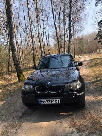 Продам автомобіль BMW X3