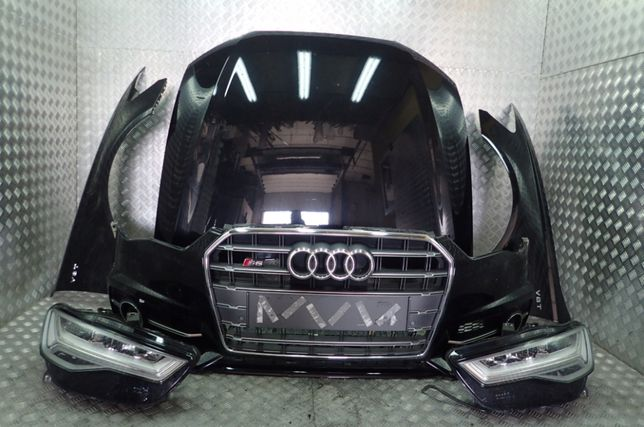 Audi S6 C7 S7 S8 D4 R8 фара бампер капот крыло дверь ляда