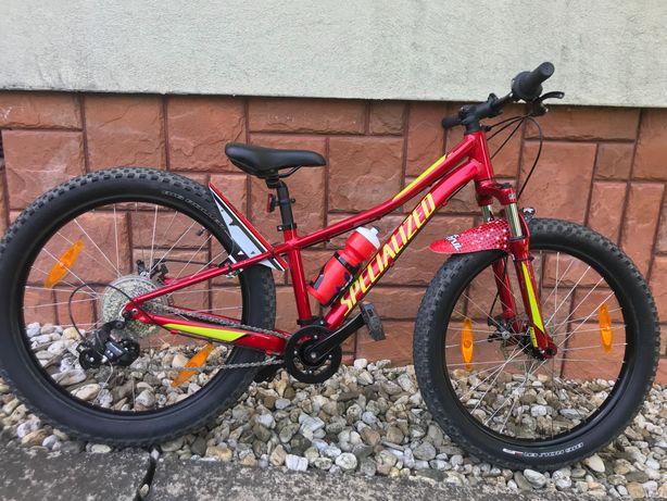 Sprzedam rower dziecięcy 24 całe enduro Specialized Riprock