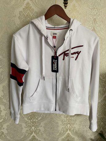 Кофта Tommy Calvin Klein оригинал белая  Новая кофта Томми хилфигер ор