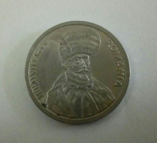 монета 100 леи 1993 года ромыния