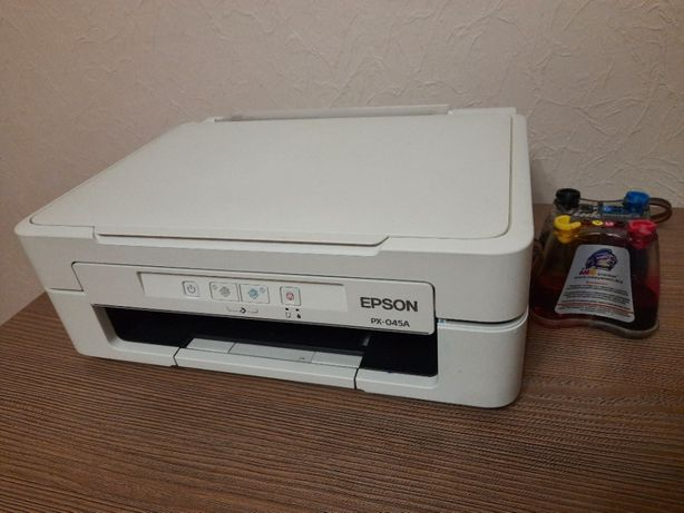 продам принтер Epson PX-045A