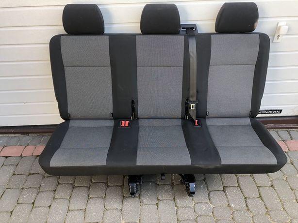 Kanapa T6 T5 Lift Austin 3 rzad Fotel Siedzenie Wysylka!