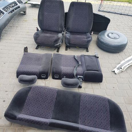 Fotele kanapa opel astra g 5d chathback komplet