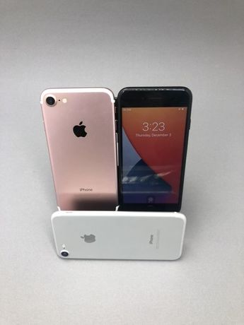 Айфон Apple iPhone 7 Black Rose Gold Silver 32-128-256GB Neverlock K