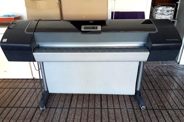 Impressora plotter HP - Designjet Z3100 44-in- Modelo Q6659A