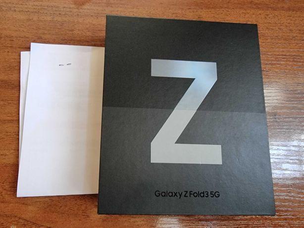 Samsung Galaxy Z Fold 3 5G SM-F926B 256GB Silver