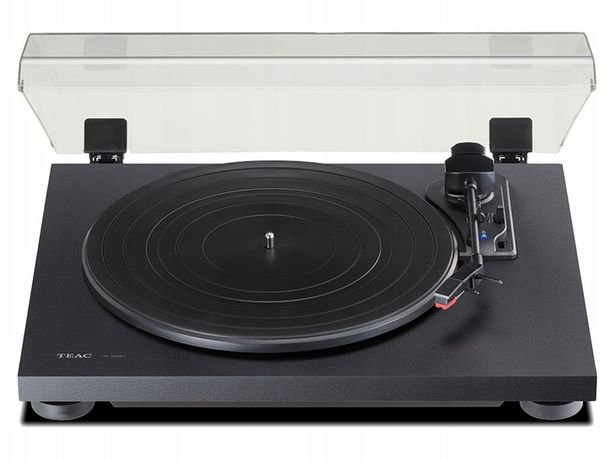 Gramofon TEAC TN-180BT Bluetooth - Czarny