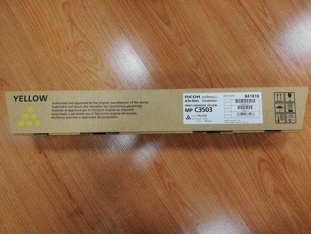 Toner YELLOW Original RICOH C3503 Ref. 841818