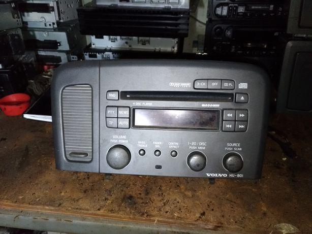 Radio volvo s80 hu-801 cd