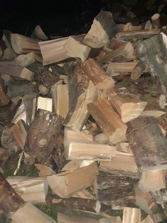 Drewno drzewo opałowe kominkowe suche sosna i inne