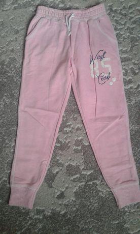Спортивные штаны брюки для девочки 134