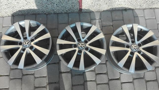 FELGA 16 CALI VW 5 X 112