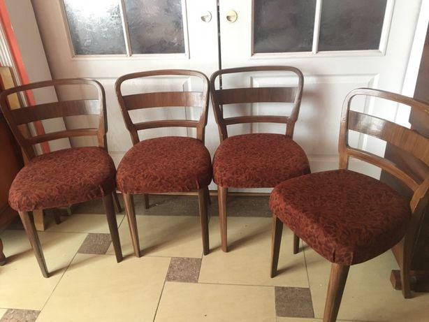 Krzesła art deco Thonet