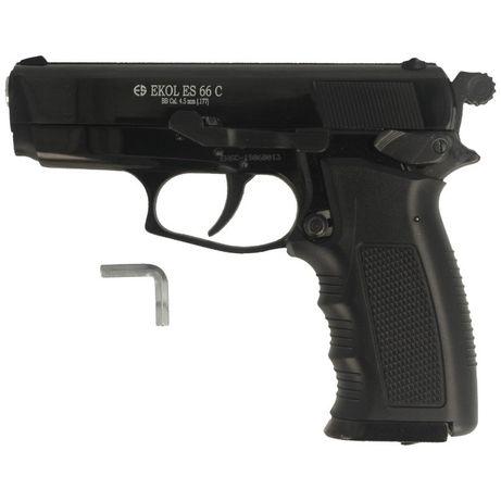 Pistolet wiatrówka Voltran kal. 4.5mm - Lufa: Gwintowana