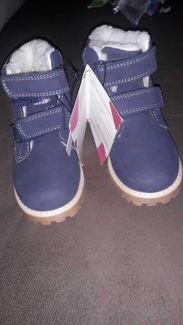Buty zimowe dziewczece 27 rozmiar