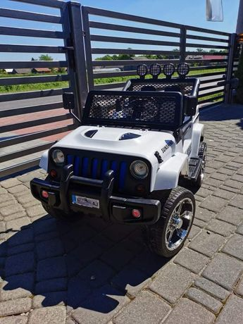 Jeep dla dzieci .