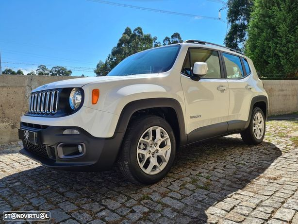 Jeep Renegade 1.6 MJD Longitude