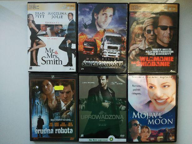 Film DVD sensacyjne