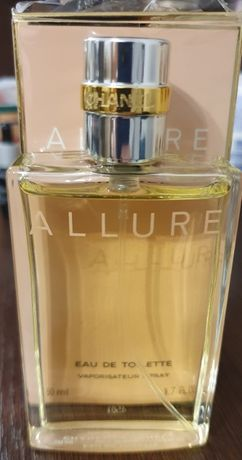 Chanel Allure / 50 ml Оригинал