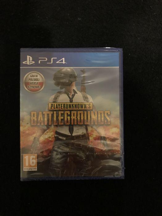 Gra Playerunknown's Battlegrounds FOLIA PS4 Gniezno - image 1