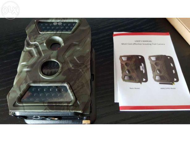 Camera de caça com gravação de video HD fotos 12mp camara á prova de a