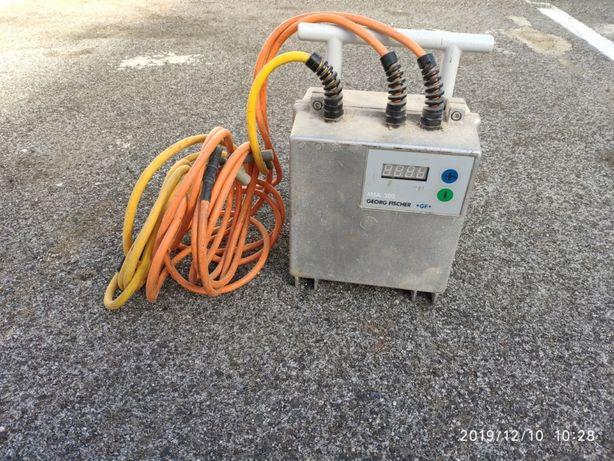 Máquina de Soldar PEAD por Eletrofusão Georg Fischer MSA 200