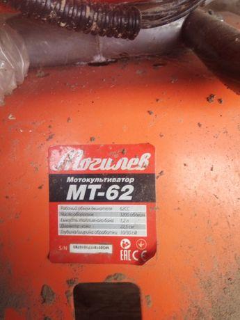 Мото сапа б.у. мт-62
