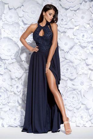 Długa Sukienka wieczorowa roz. M (38)