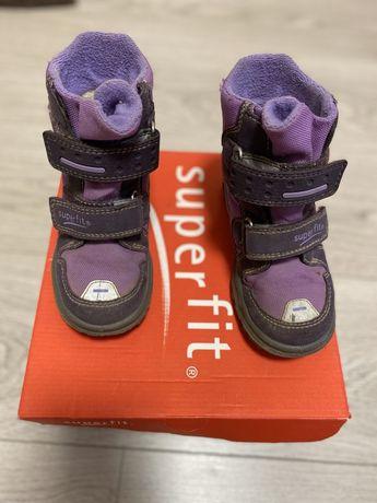 Super fit 26 размер зимнее сапоги на девочку